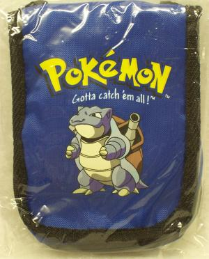 Gameboy Pouch Blue Bastoise
