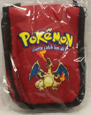 Gameboy pouch - Red Charizard