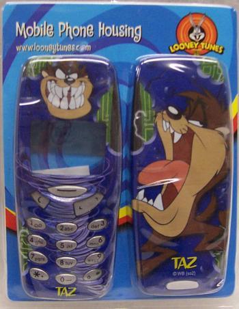 Tazmanian Devil Phone Cover 3310